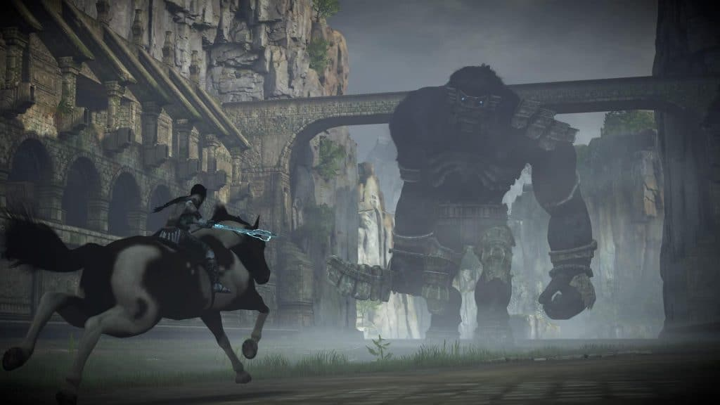 argus Shadow of the Colossus