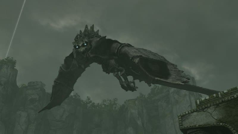 Avion Shadow of the Colossus