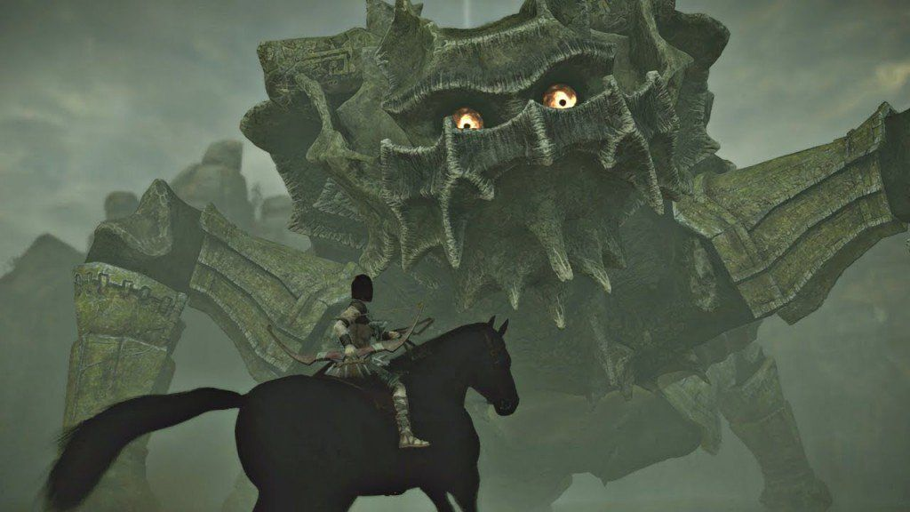 basaran Shadow of the Colossus