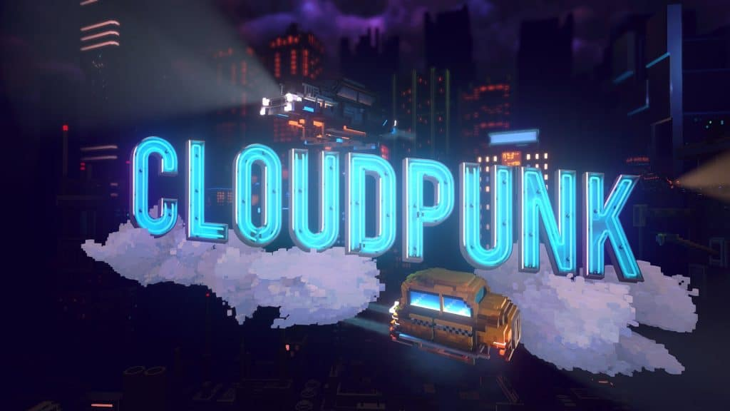 Cloudpunk Steam