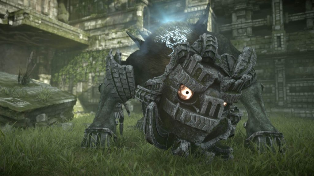 Cenobia Shadow of the Colossus