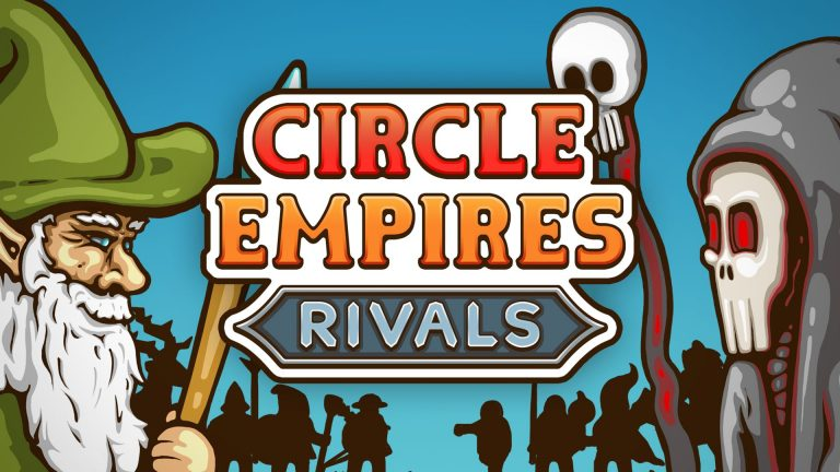 La cover di Circle Empire Rivals