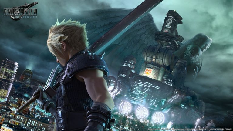 Final Fantasy 7 Remake 01