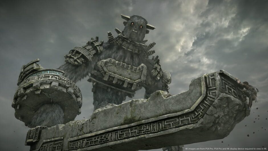 Gaius Shadow of the Colossus