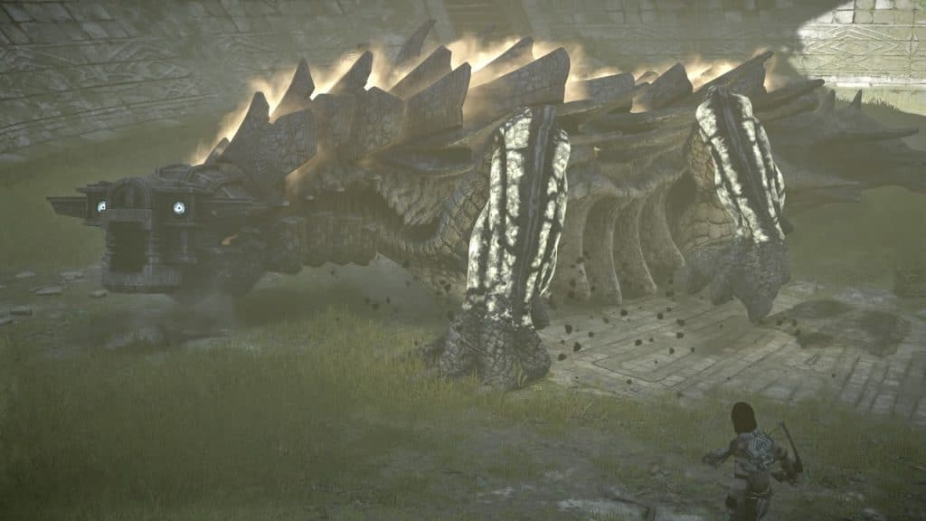Kuromori Shadow of the Colossus