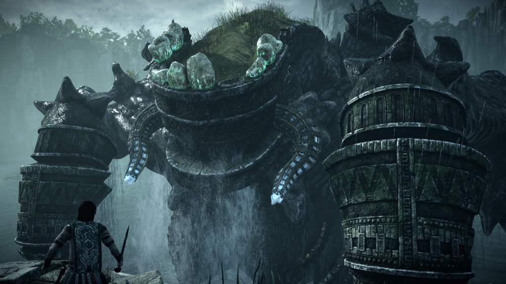Pelagia Shadow of the Colossus