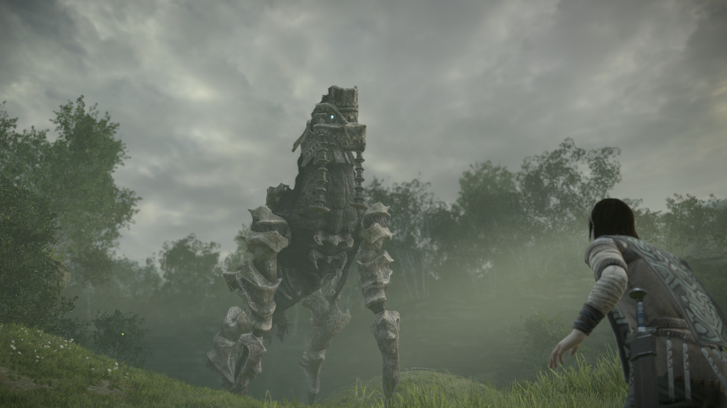 Phaedra Shadow of the Colossus