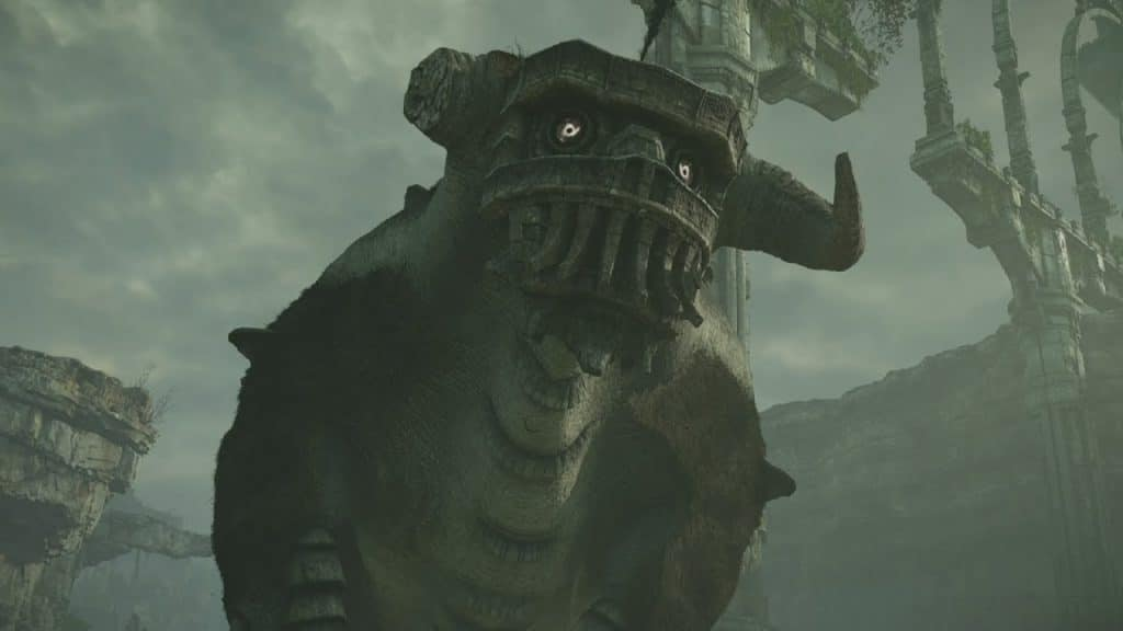 Quadratus Shadow of the Colossus