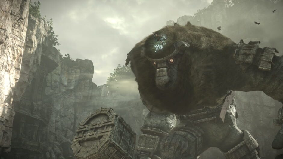Valus Shadow of the Colossus