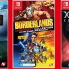 2K, le versioni Nintendo Switch di Bioshock, XCOM2 e Borderlands richiedono grandi download