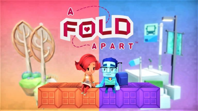 A Fold Apart, Recensione A Fold Apart, A Fold Apart PlayStation 4, Review A Fold Apart, Puzzle Games
