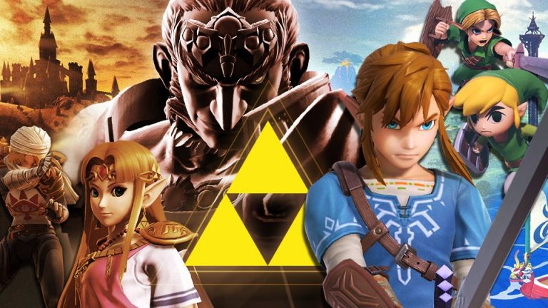 Super Smash Bros. Ultimate, il torneo del weekend è a tema The Legend of Zelda
