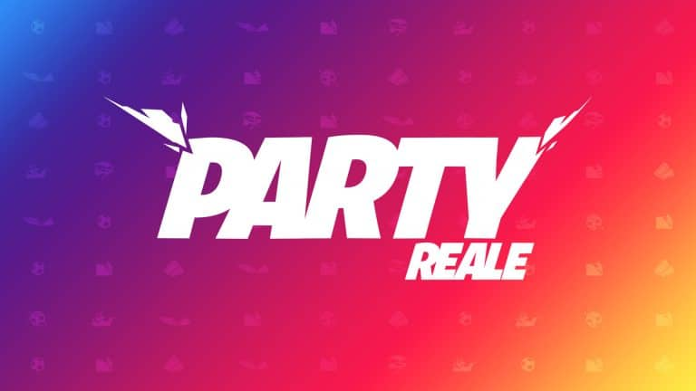 Fortnite Party Royale Home