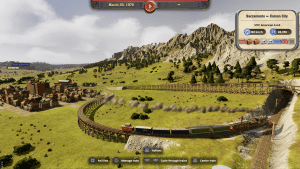 Screenshot di Railway Empire