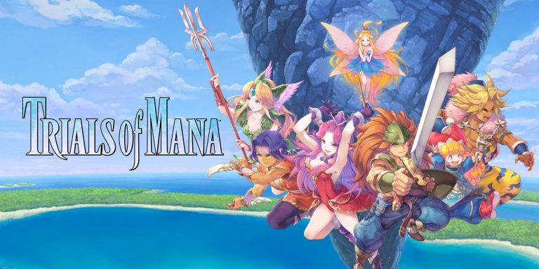 Trials of Mana remake logo