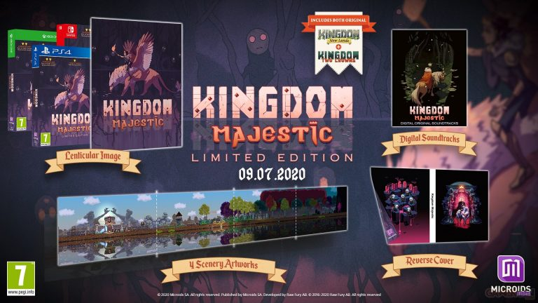 Kingdom Majestic Limited Edition