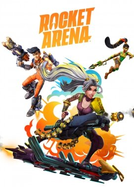 rocket arena cover