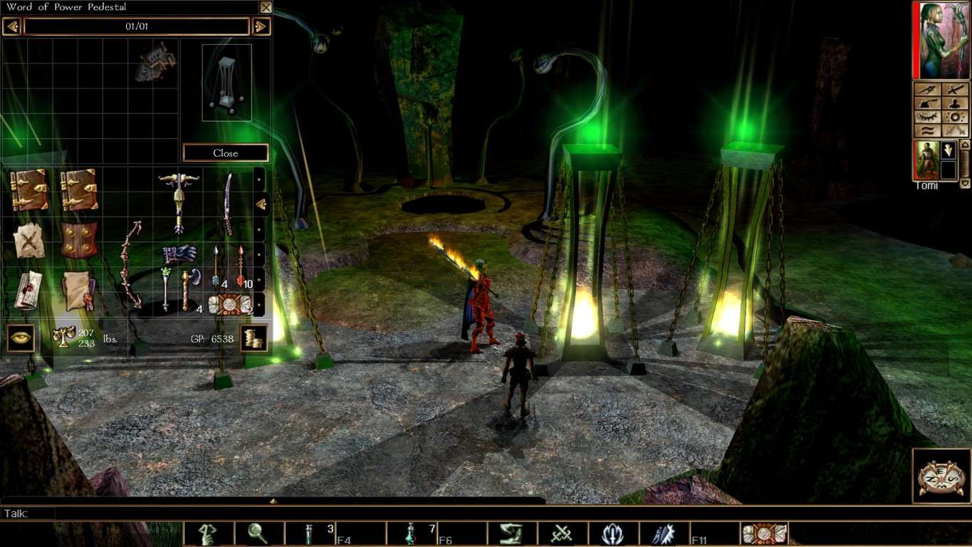 neverwinter nights old but gold bioware gdr dungeons and dragons