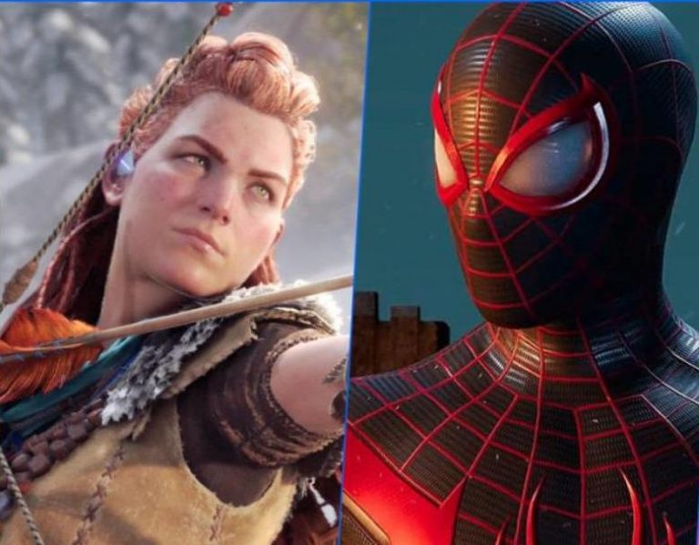 PlayStation 5, Horizon: Forbidden West e Marvel's Spider-Man: Miles Morales costruiti da zero