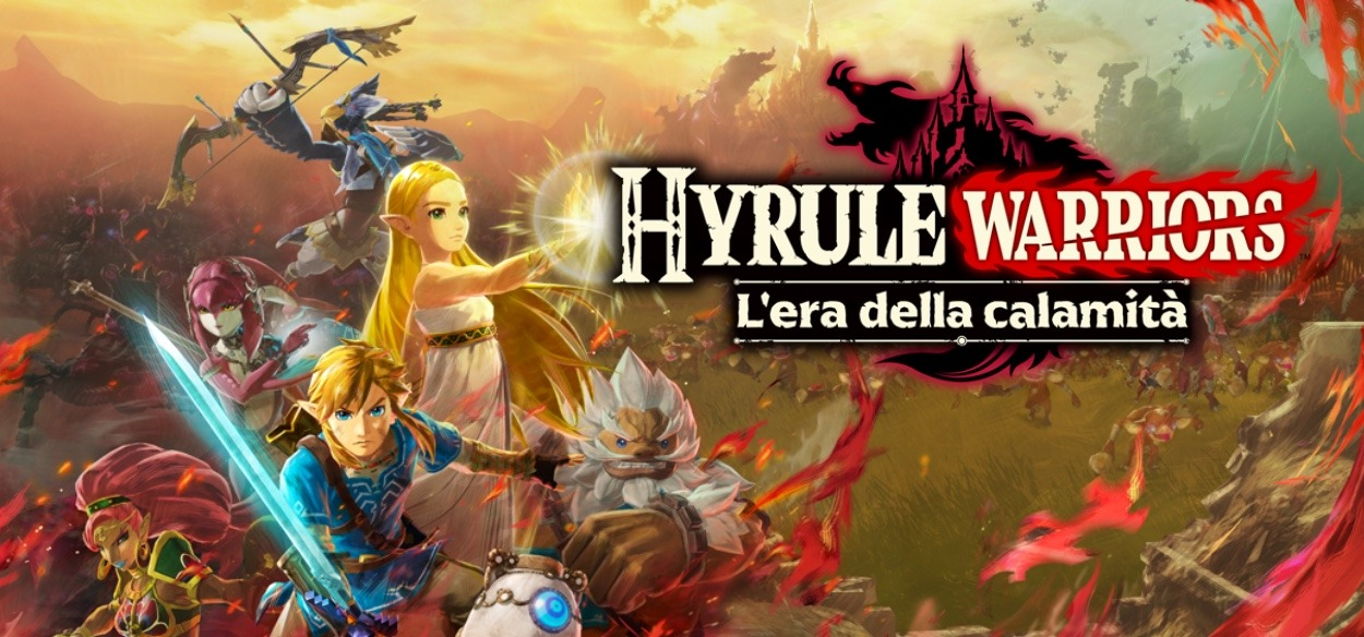 Hyrule Warriors: L'era della calamità, annunciato il prequel di Breath of The Wild