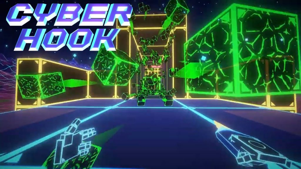 Cyber Hook recensione