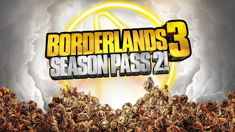La cover del Season Pass 2 di Borderlands 3