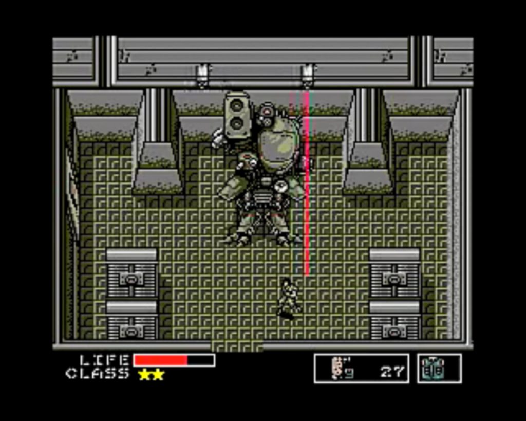 metal gear 1987 old but gold