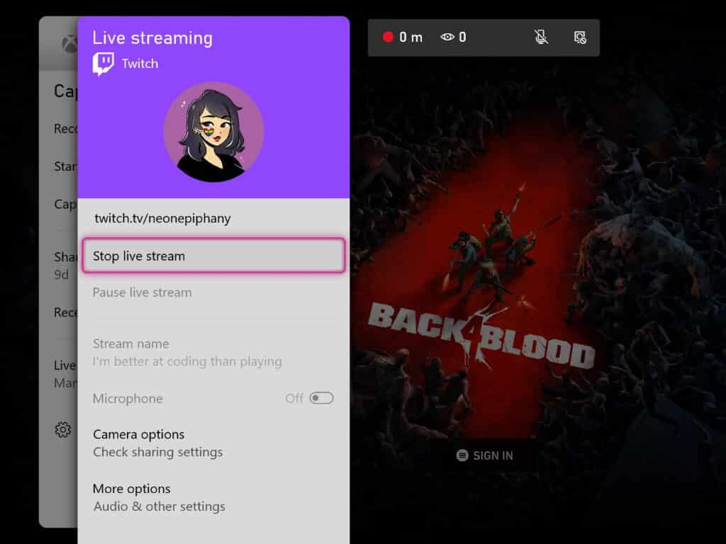 Twitch and Xbox Cloud Gaming