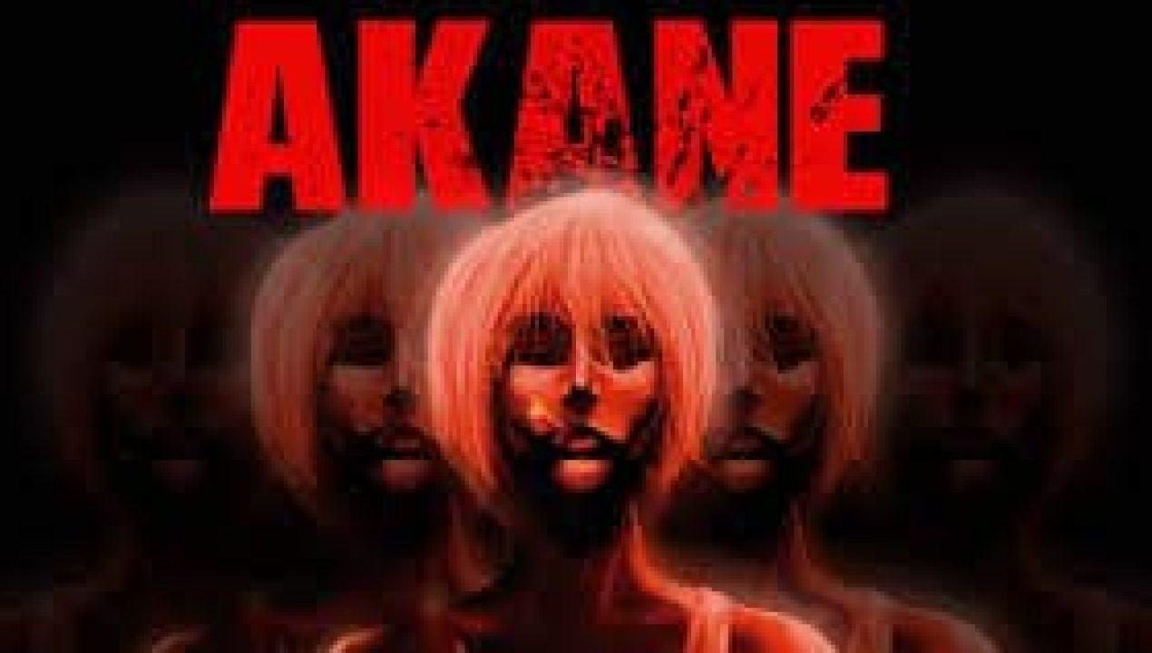 La copertina di Akane