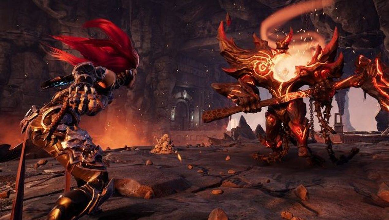Darksiders 3 news
