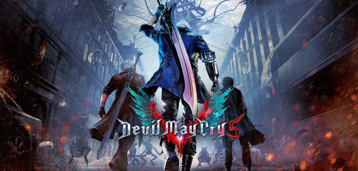 Trailer Devil May Cry 5