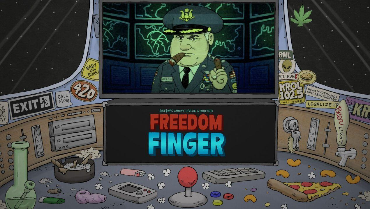 Freedom Finger 2