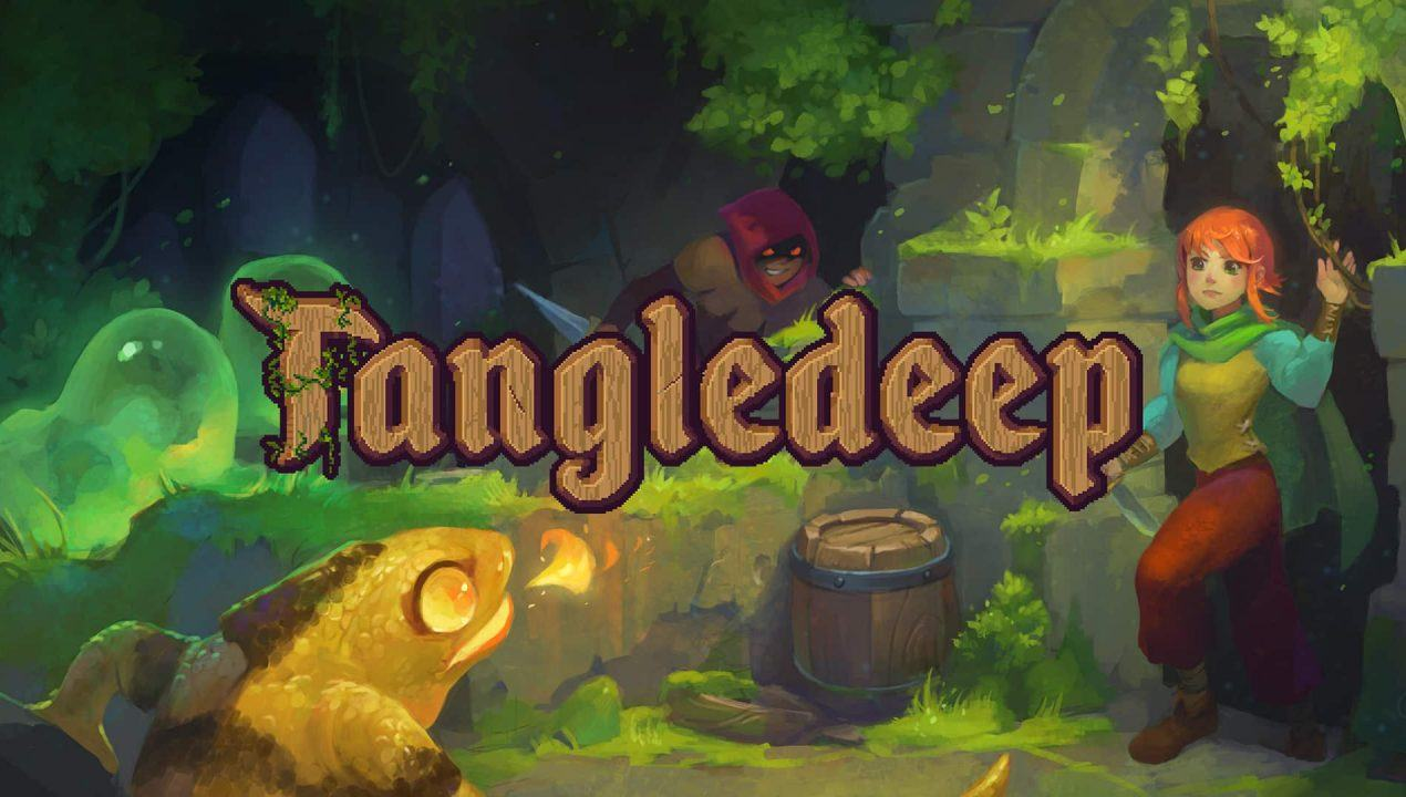 Tangledeep: nintendo switch