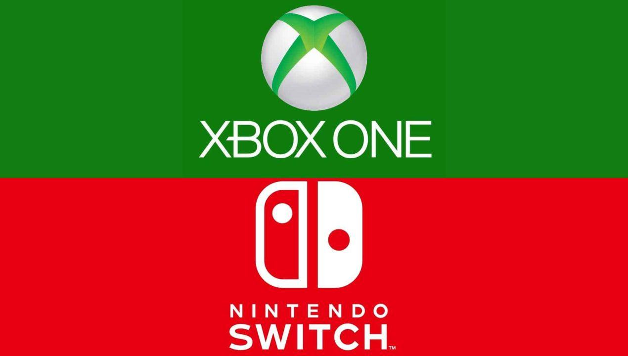 Microsoft Nintendo Switch cross play