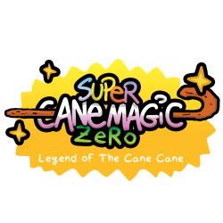 La copertina di Super Cane Magic ZERO