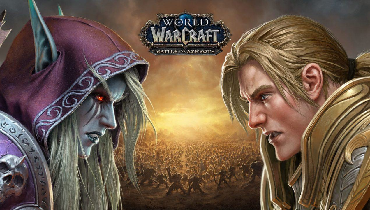 world of warcraft: battle of azeroth - araldi della guerra