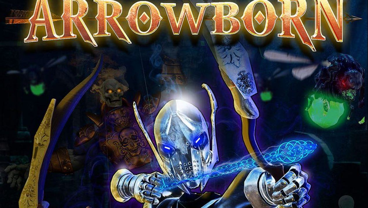 arrowborn-vr-header