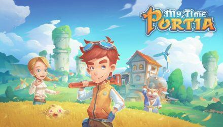 My time at portia head title