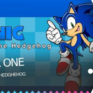Sonic the Hedgehog Player One