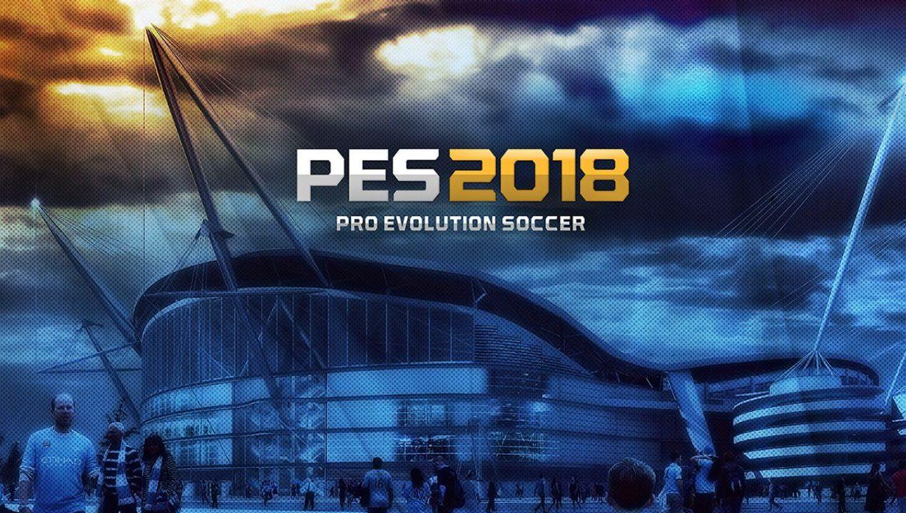 soccer pes 2018