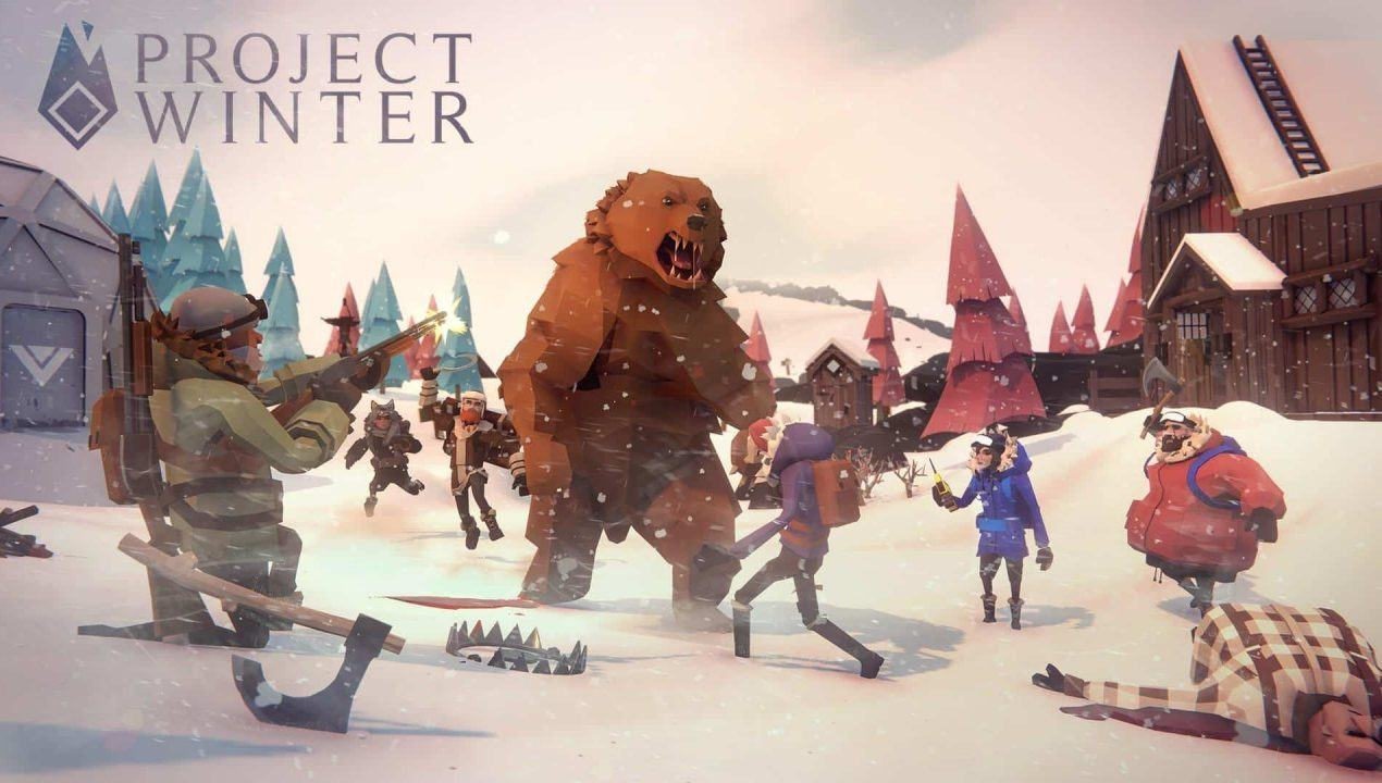project winter gioco pc early access gameplay survival uscita gioco indie