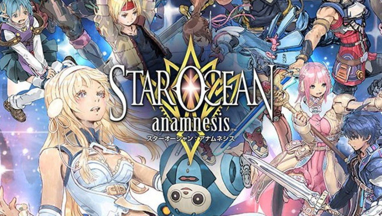 Star Ocean new game gratis on ios and android