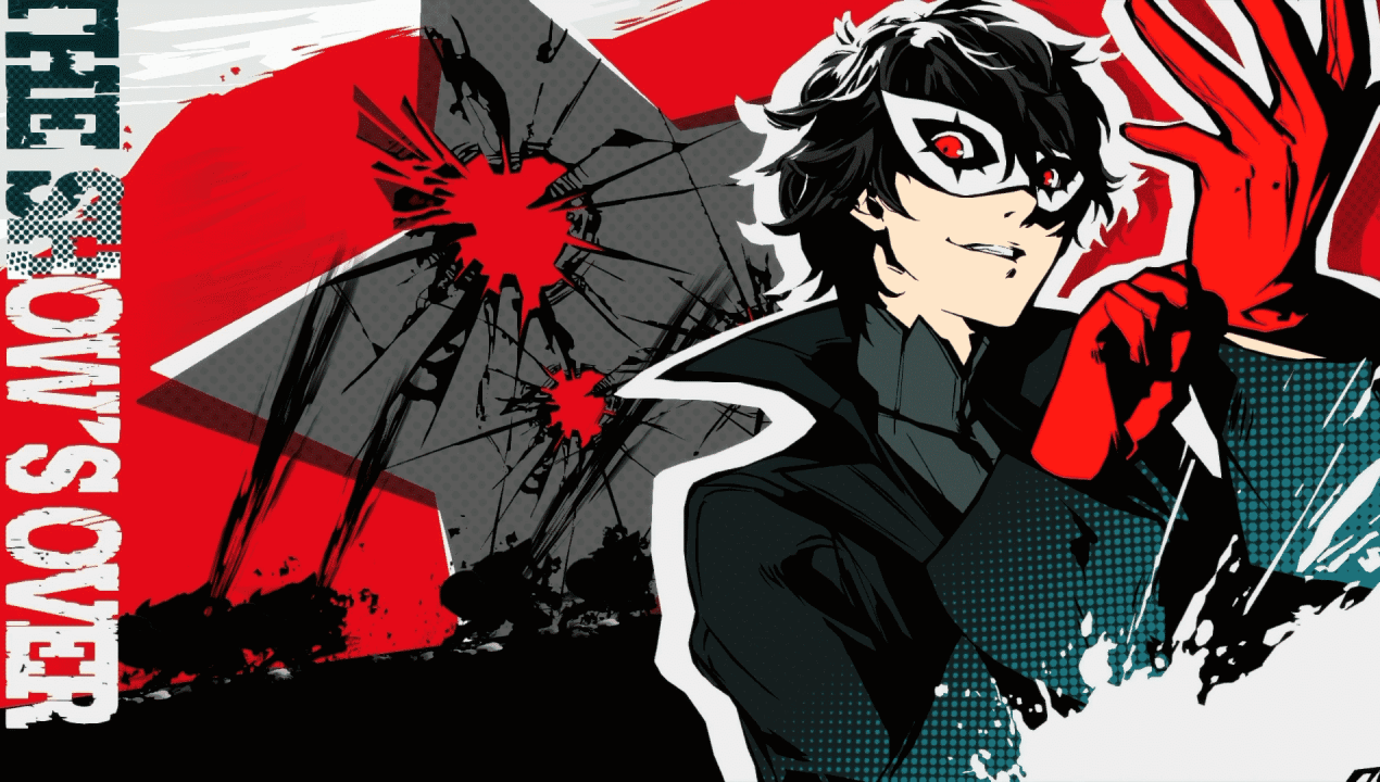 Persona 5 switch