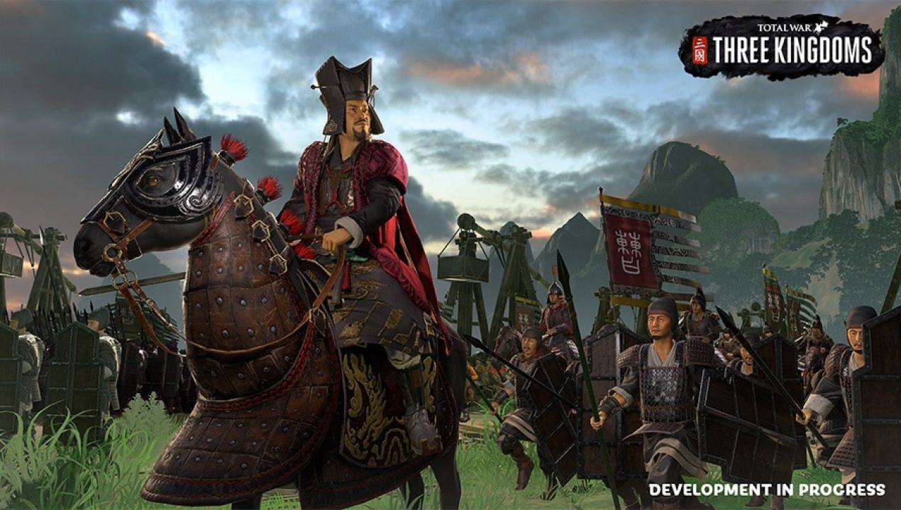 total war three kingdoms gioco gameplay uscita romance mode records mode pc