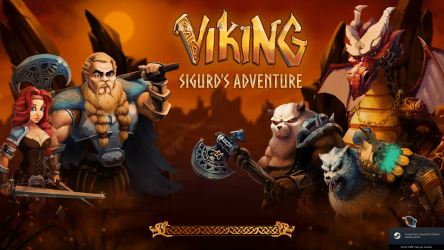 vikings sigurds adventure